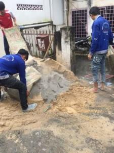 Dịch vụ sửa chữa nhà giá rẻ tại tphcm