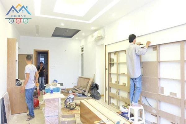 Điều bạn nên chuẩn bị trước khi sửa chữa nhà không được bỏ qua