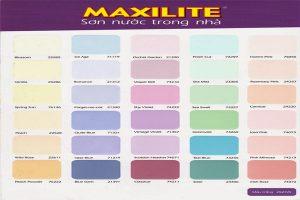 Maxilite trong nhà