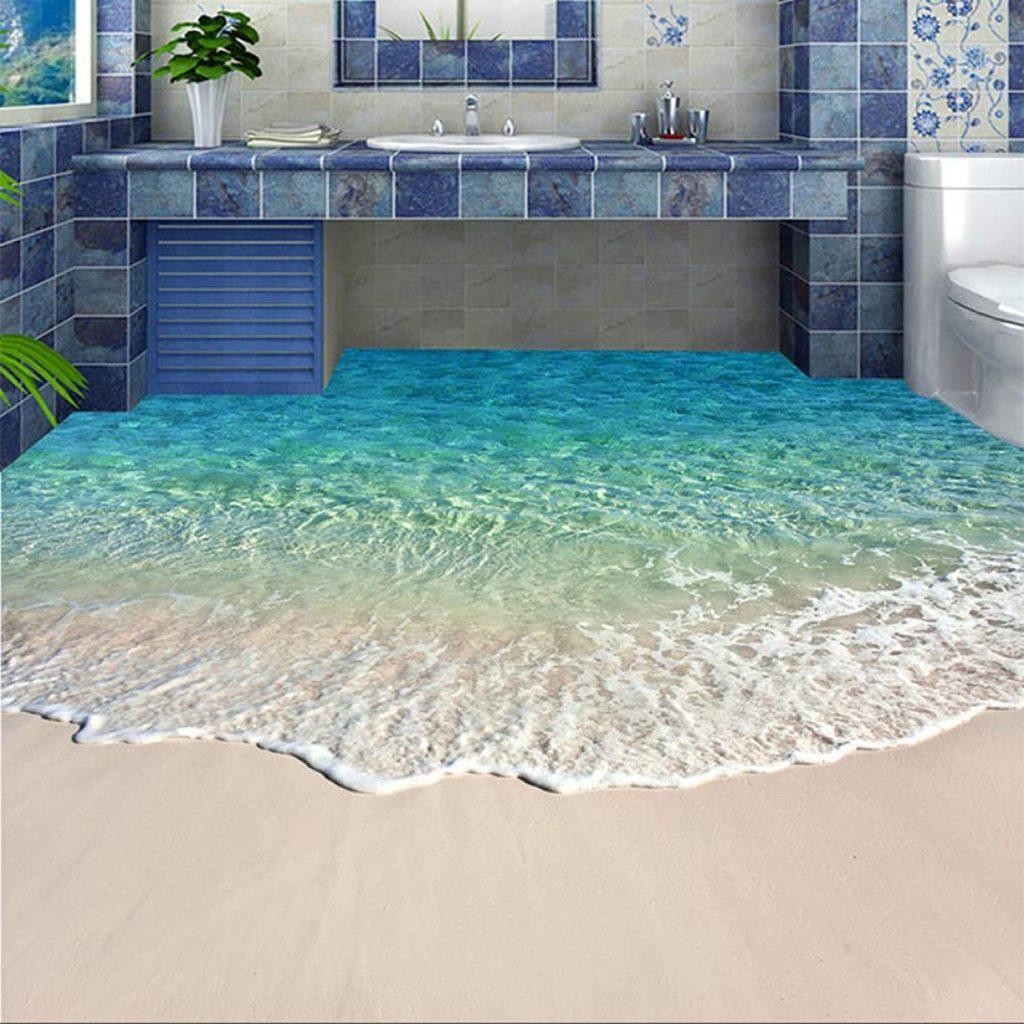 Kinh nghiệm lựa chọn gạch ốp tường nhà tắm